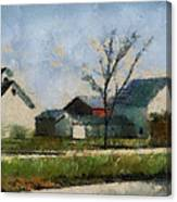 Farm 03 Photo Art Canvas Print