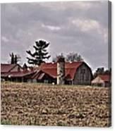 Farm 2 Canvas Print