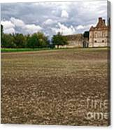 Farm Castle Canvas Print