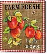 Farm Fresh-jp2380 Canvas Print
