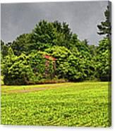 Farm Journal - Hidden History Canvas Print