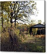 Farm Journal - Metal Storage Canvas Print