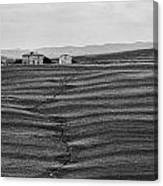 Farm Sienna Canvas Print