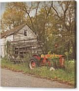 Farm Still Life Canvas Print