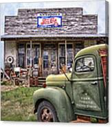 Farm Vehicle Canvas Print