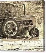 Farmers Friend Canvas Print