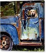 Farmhand Canvas Print