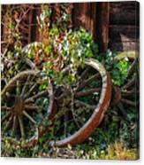 Farmhouse Memories Canvas Print