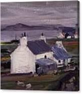 Farmsteading Canvas Print