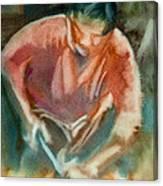 Farrier  Wip Canvas Print