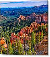 Farview Point Canvas Print