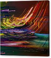 Faster Than The Speed Of Light Canvas Print