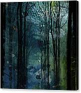 Father Frost Is Coming Canvas Print