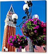 Faux Italy Canvas Print