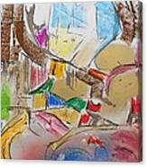 Fd275 Canvas Print