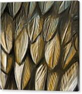 Feather 4 Canvas Print