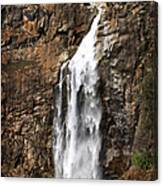 Feather Falls Canvas Print