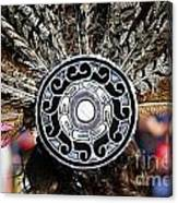 Feather Headdress Canvas Print