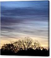 February 1 Dawn 2013 II Canvas Print