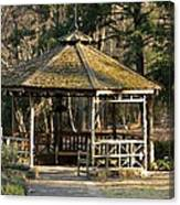 February's Gazebo 2013 Canvas Print