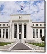 Federal Reserve Building No1 Canvas Print