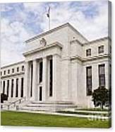 Federal Reserve Building No2 Canvas Print