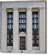 Federal Reserve Canvas Print