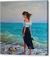 Fedio Eimi Canvas Print