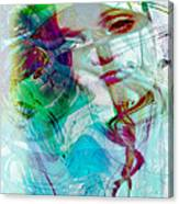 Feeling Abstract Canvas Print