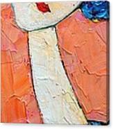 Femininity Canvas Print