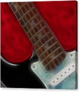 Fender-9644-fractal Canvas Print