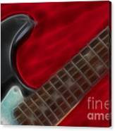 Fender-9657-fractal Canvas Print