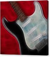 Fender-9668-fractal Canvas Print