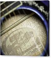 Fender Hot Rod Design Guitar 2 Canvas Print