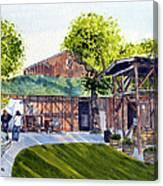 Fenestra Winery Canvas Print