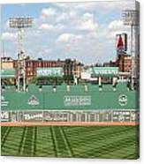 Fenway Park Green Monster 1 Canvas Print