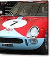 Ferarri 250 Le Mans Canvas Print