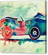 Ferrari 124 Pm Canvas Print