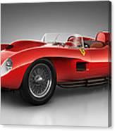 Ferrari 250 Testa Rossa - Spirit Canvas Print