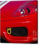 Ferrari 360 Canvas Print