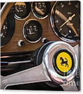 Ferrari Dash Canvas Print