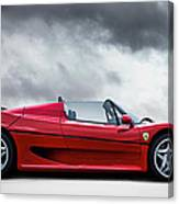 Ferrari F50 Canvas Print