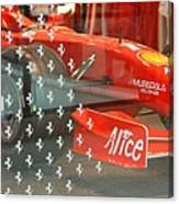 Ferrari Formula One Canvas Print