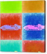 Ferrari Testarossa Pop Art 2 Canvas Print
