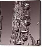 Ferris Wheel 1 Canvas Print