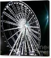 Ferris Wheel 11 Canvas Print