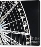 Ferris Wheel 15 Canvas Print