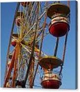 Ferris Wheel 2 Canvas Print