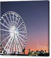 Ferris Wheel 21 Canvas Print
