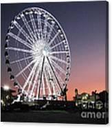 Ferris Wheel 22 Canvas Print